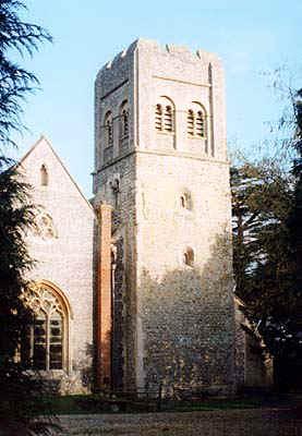 Ebk Saxon Archaeology St Swithun S Church Wickham