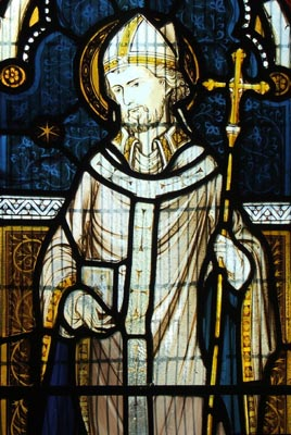 IMG ST. ADRIAN of Canterbury,