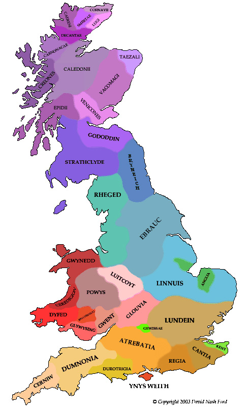 Map Of England 450 Ad.Ebk Map Of Britain In Ad 450